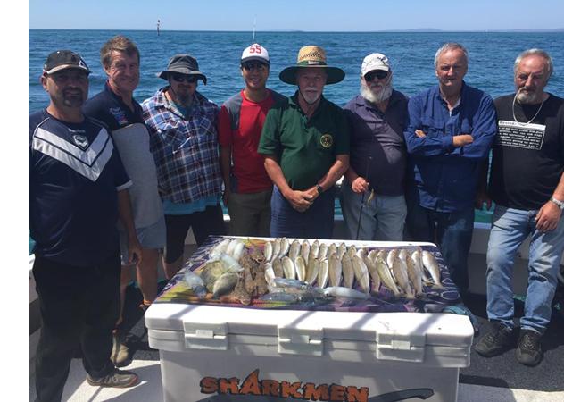 best fishing trips rosebud