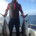 portland tuna fishing charters