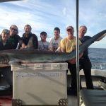 fishing charters portland shark fishing