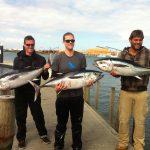 fishing charter portland blue fin tuna