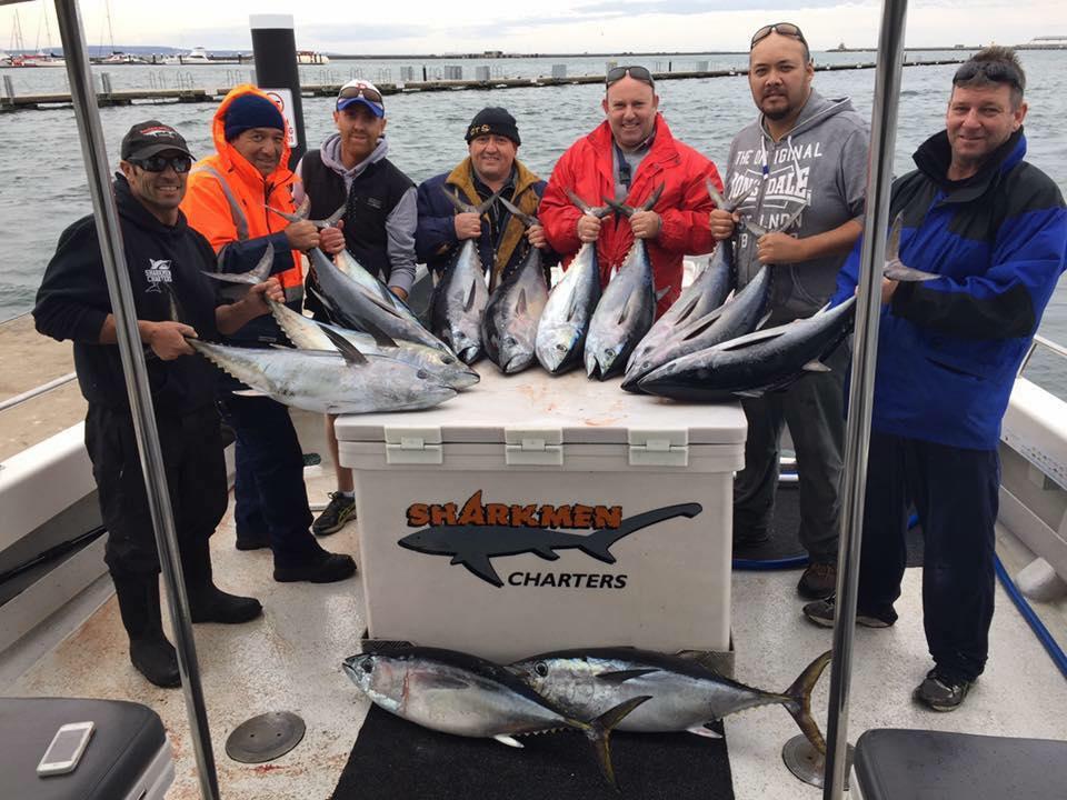 portland tuna fishing charters 12